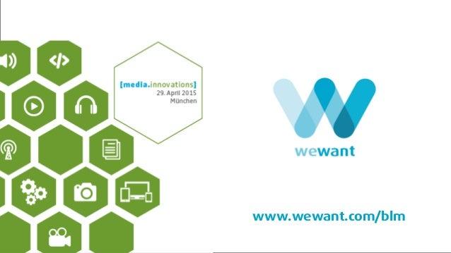 WEWANT WEISS, www.wewant.com/blm