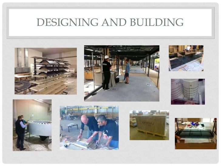 DESIGNING AND BUILDING