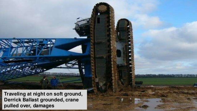 2015 CRW - Uncovering the Root and Causes of Crane Accidents
