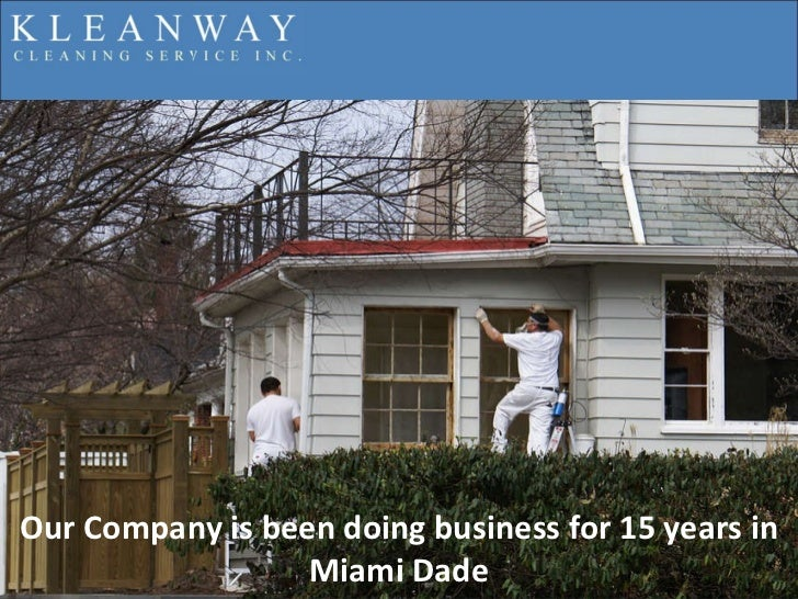 Kleanway Cleaning Service Inc. - Roof Cleaning & Pressure Washing Services Slide 2
