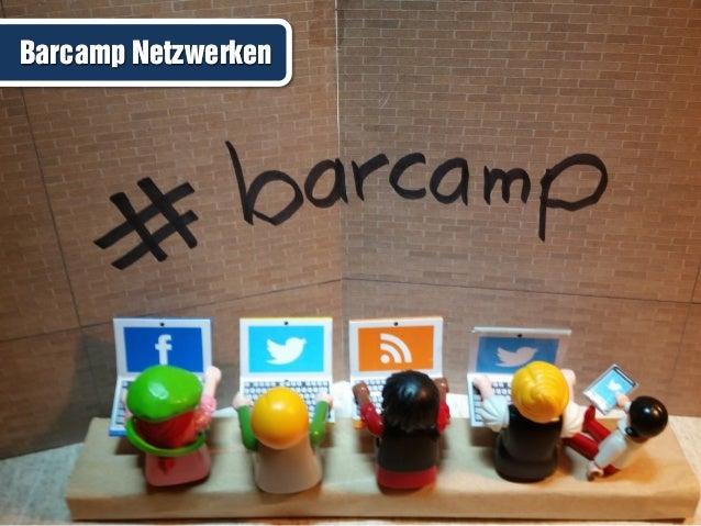 Barcamp InfrastrukturBarcamp Infrastruktur