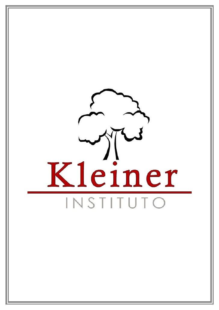 KLEINER INSTITUTO                                                                             Ciência2                    ...
