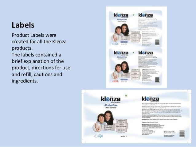 Klenza Social Media Marketing Strategy