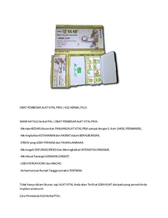obat alat vital pria klg ramuan makerot paten
