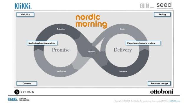Liiketoiminnan johtaminen datalla - miten hallitsen asiakaskokemusta?