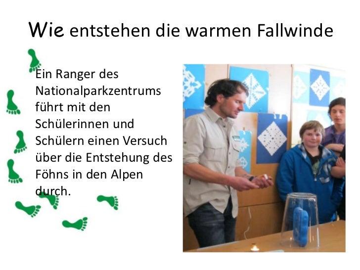 Klimaschule<br />Die 3. Klassen der Hauptschule Zell am See nahmen im Rahmen des Comenius Projektes an dem dreitägigen Sem...
