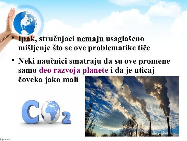 Posledice klimatskih promena