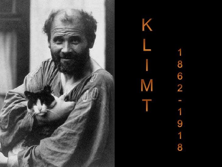 Gustav Klimt foi uma figura contraversal do seu tempo.  Os seus trabalhos eram constantemente criticados pelo excesso de s...