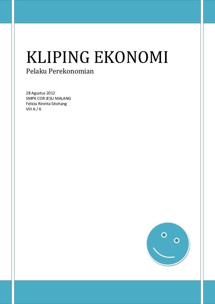 Kliping Eko