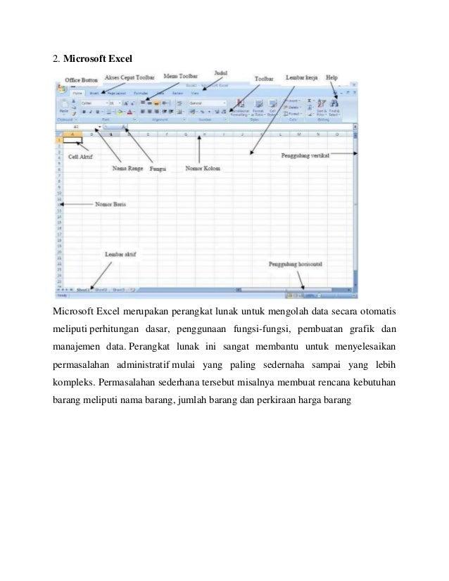 Kliping perangkat lunak komputer Slide 2