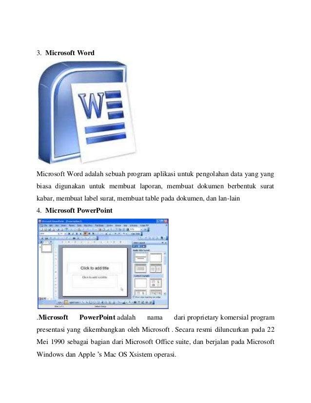Kliping perangkat lunak komputer Slide 3