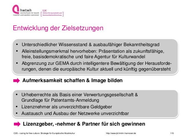 http://www.ijk.hmtm-hannover.de Lizenzgeber, -nehmer & Partner für sich gewinnen Aufmerksamkeit schaffen & Image bilden RE...