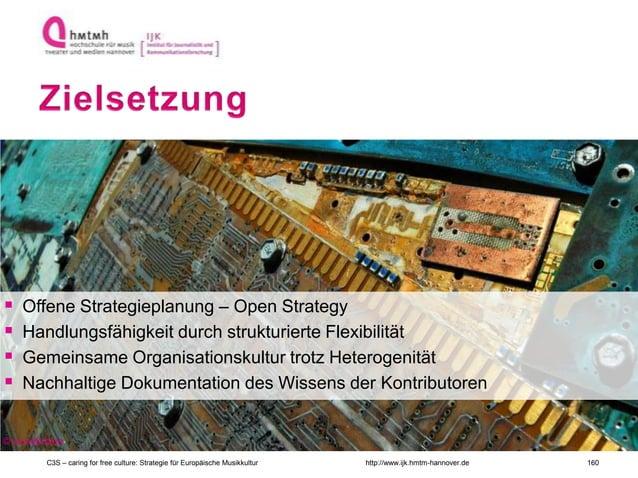 http://www.ijk.hmtm-hannover.de  Offene Strategieplanung – Open Strategy  Handlungsfähigkeit durch strukturierte Flexibi...