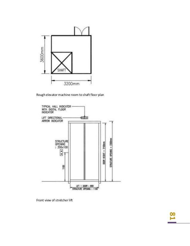 klpac building service report