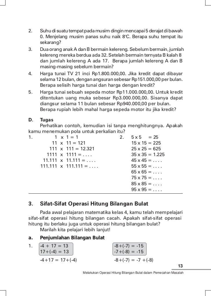 Kls 5 matematika