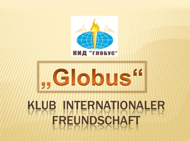KLUB INTERNATIONALER FREUNDSCHAFT
