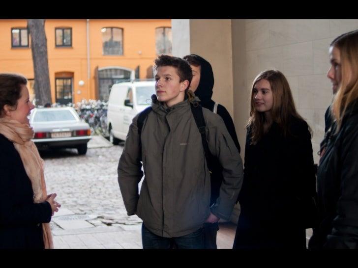 "Underviser: Mette Byriel Thygesen    Fotograf: www.jacobnyborg.dk     Fotos fra undervisningsforløbet:         ""Klunkehjem..."