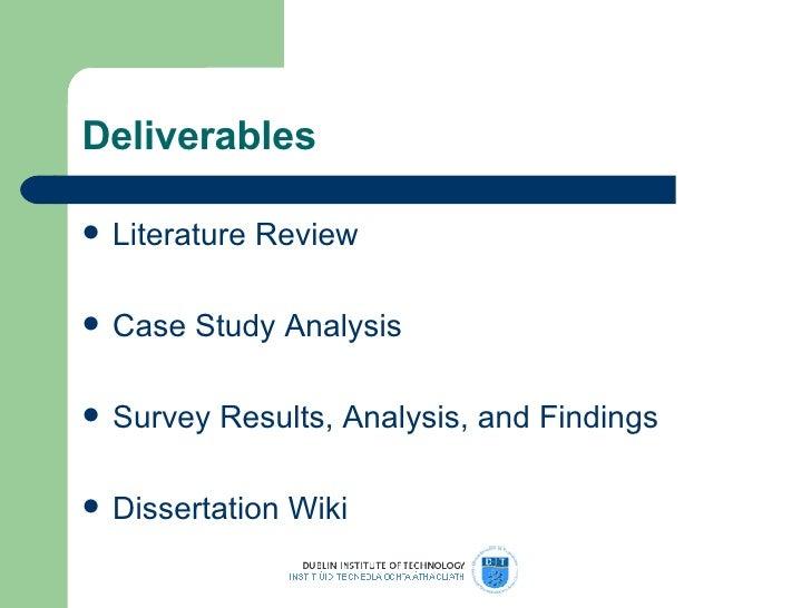 KM / Dissertation Topics | Pearltrees