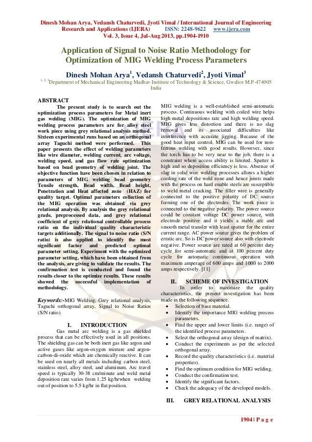 Dinesh Mohan Arya, Vedansh Chaturvedi, Jyoti Vimal / International Journal of Engineering Research and Applications (IJERA...