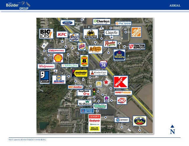 Net lease kmart for sale aerial net lease investment offering n 74 9 gumiabroncs Gallery