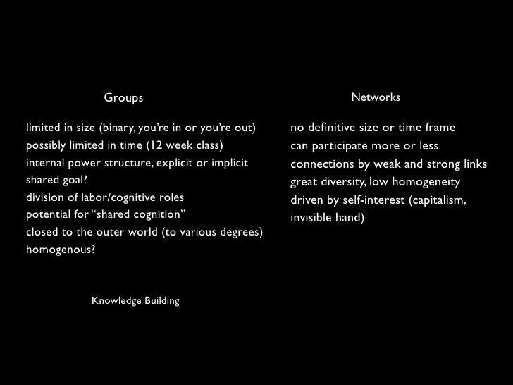 Kinds of learners