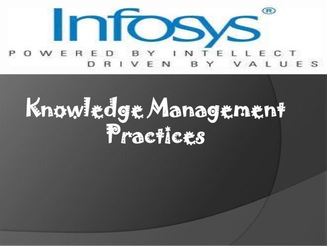 Knowledge Management Practices