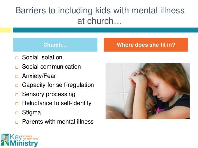 forgotten kids with mental illness essay