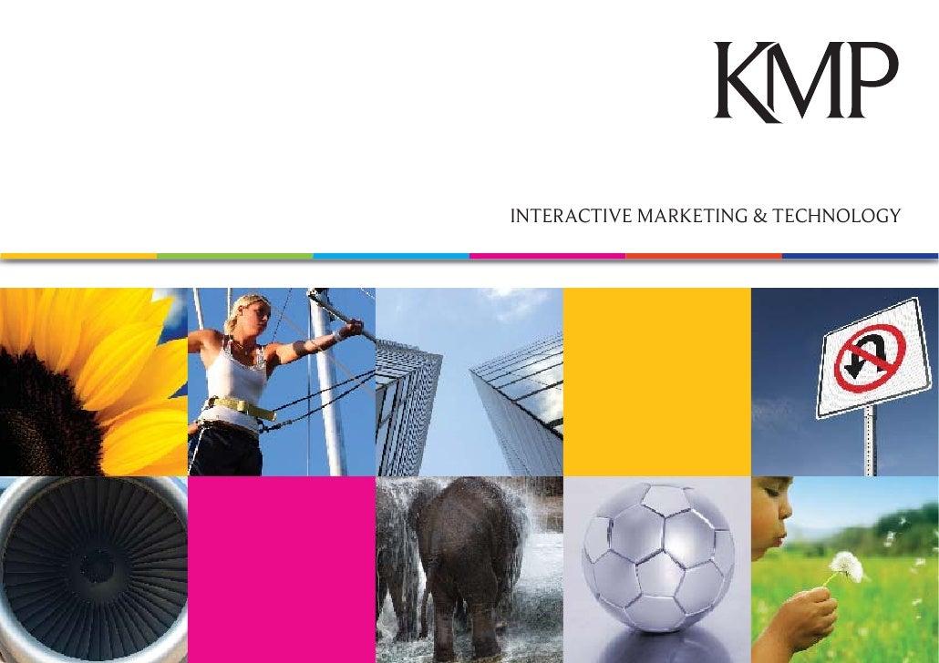 INTERACTIVE MARKETING & TECHNOLOGY