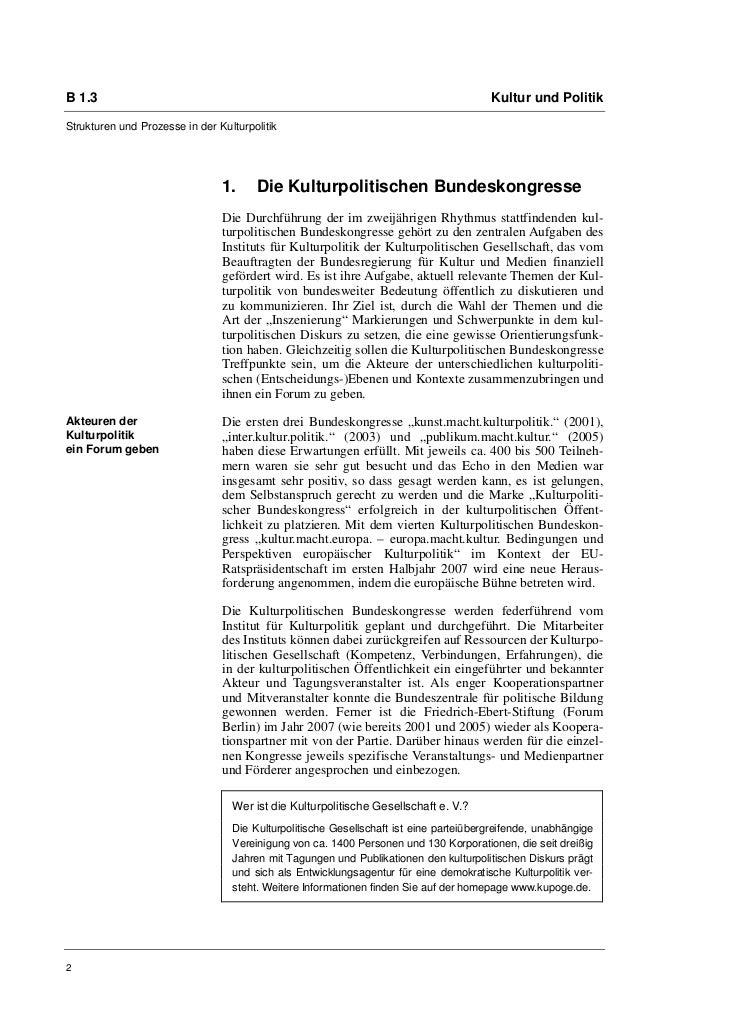 Dr. Norbert Sievers: Kulturpolitische Öffentlichkeiten herstellen Slide 2
