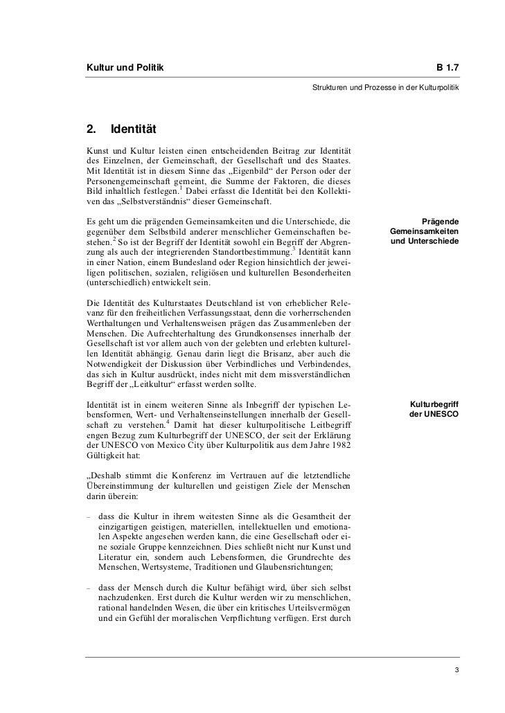 Prof. Dr. Oliver Scheytt: Kulturpolitische Leitbegriffe  Slide 3