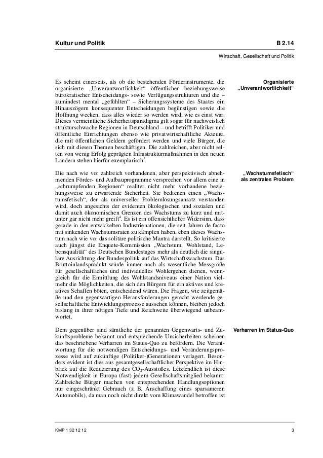 Dr. Patrick S. Föhl, Yvonne Pröbstle: Nachhaltige Entwicklung in Kulturpolitik und Kulturmanagement Slide 3
