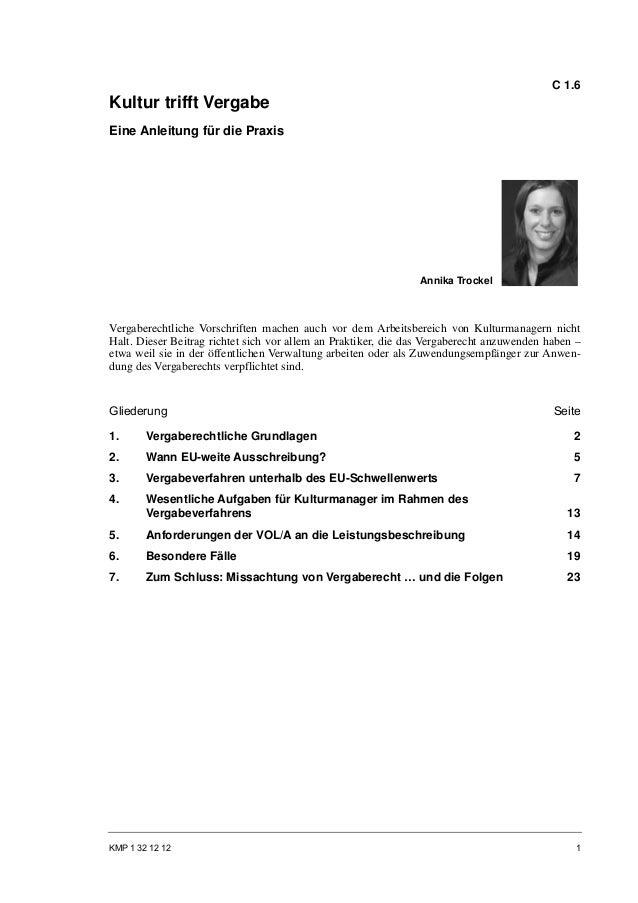 C 1.6Kultur trifft VergabeEine Anleitung für die Praxis                                                               Anni...