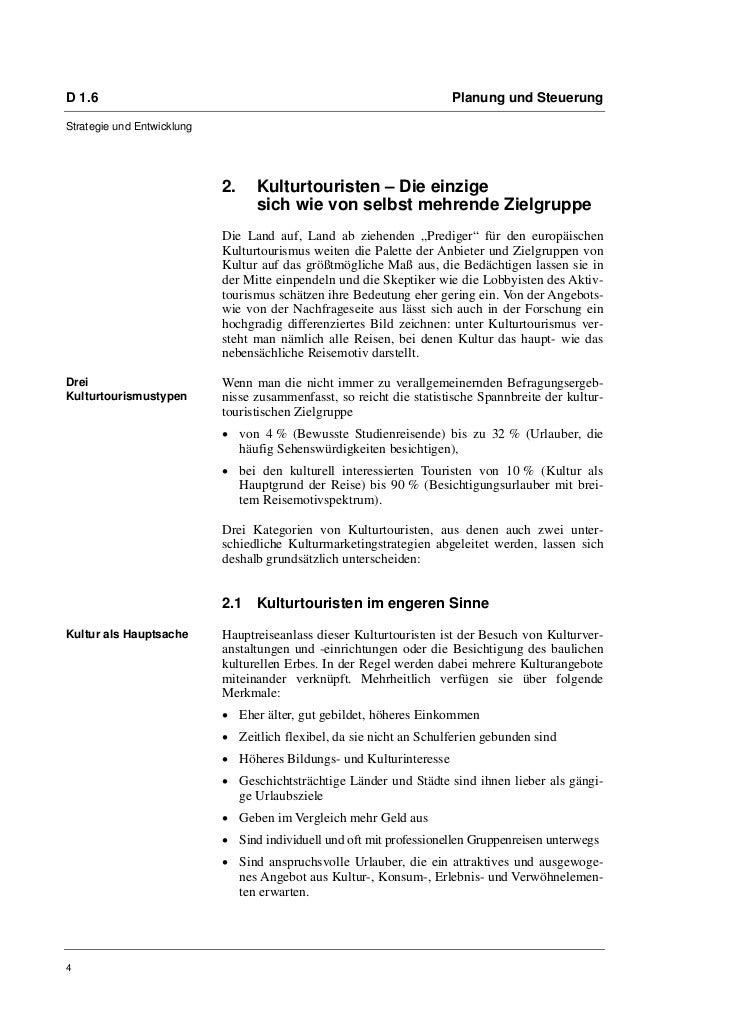 D 1.6                                                                 Planung und SteuerungStrategie und Entwicklung      ...