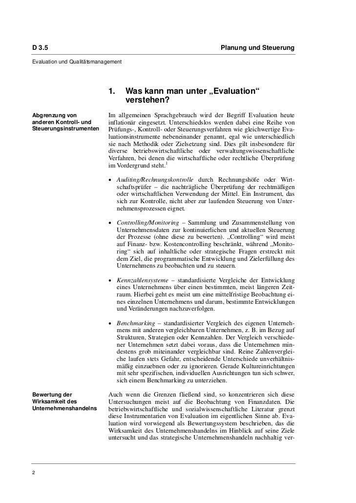 Dr. Thomas Köstlin: Kultur und Evaluation – Controlling statt Kontrolle. Evaluation als Lern- und Erkenntnisprozess Slide 2