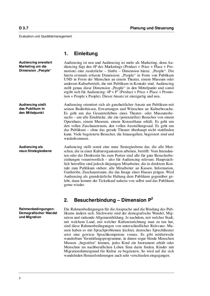 Irene Knava: Mit AUDIENCING® Besucherbindung verstärken. 4P + P2: Ein neuer Ansatz für Kulturbetriebe Slide 2