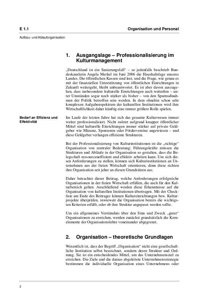 Prof. Dr. Björn Bloching, Felix Hasse: Organisation im Kulturbetrieb. Von der freien Wirtschaft lernen Slide 2