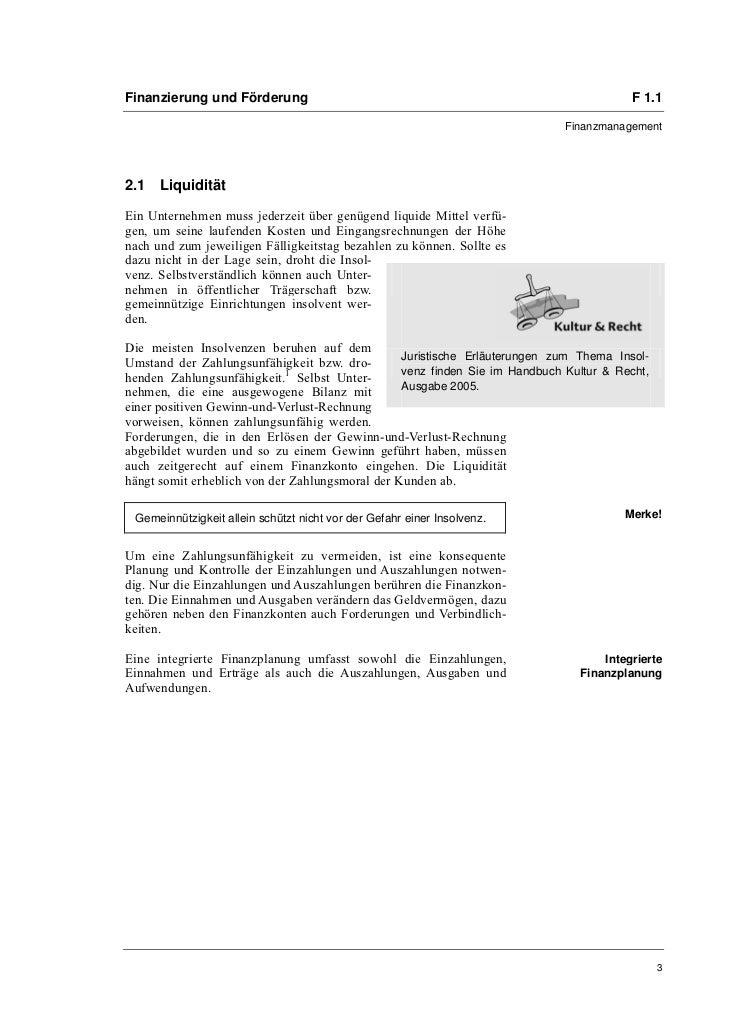 Prof. Günter Irmler: Finanzmanagement Slide 3