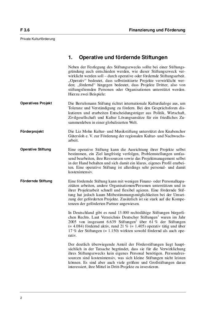Nadine Lindemann_Operative und fördernde Stiftungsarbeit Slide 2