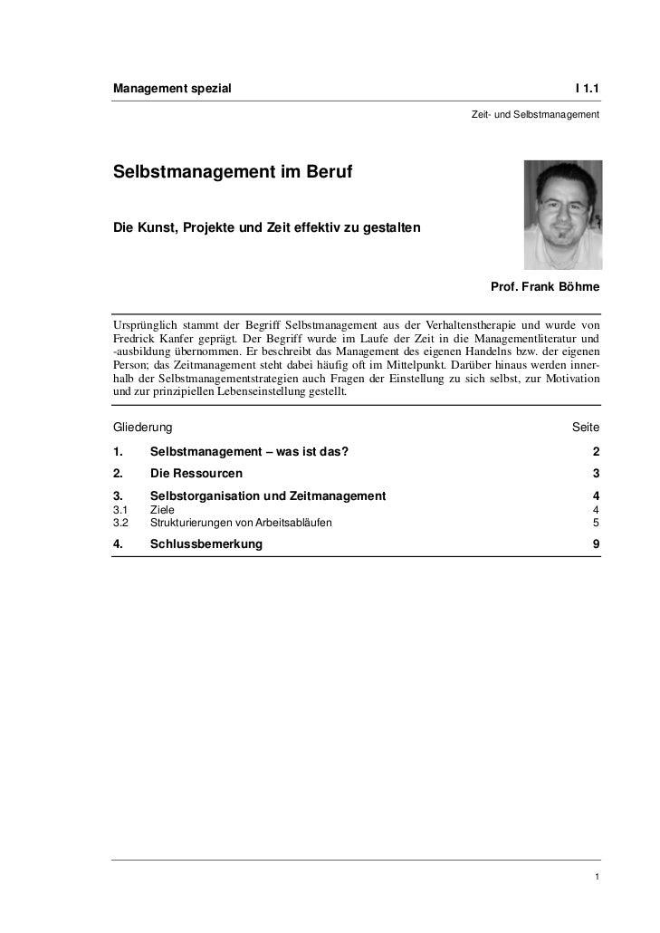 Management spezial                                                                        I 1.1                           ...
