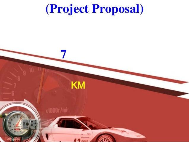(Project Proposal)  7      KM