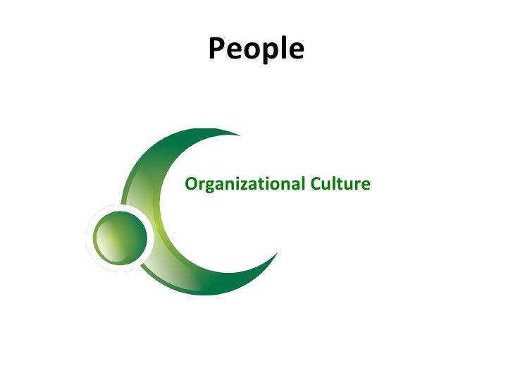 People Organizational Culture