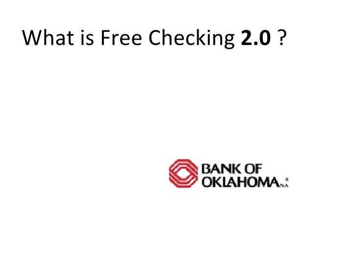 What is Free Checking  2.0  ?