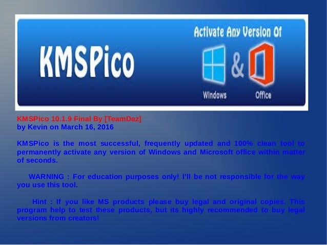 Kmspico for windows 10 education | KMSpico 10 2 2 Windows