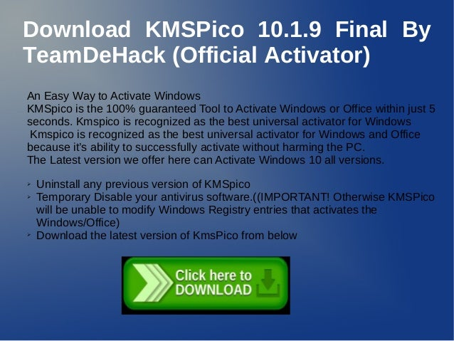 Km spico windows 10 3 installation instructions temporary disable your antivirus ccuart Gallery