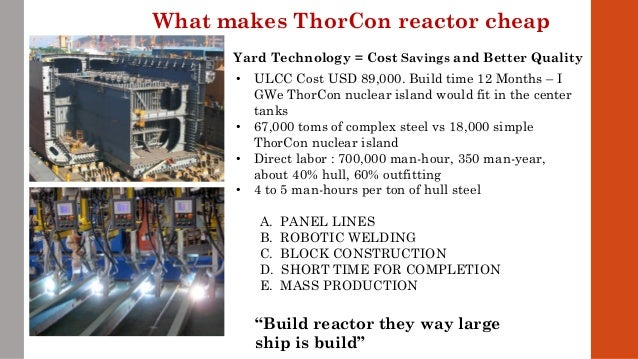 ThoCon Thorium Power Plant Project
