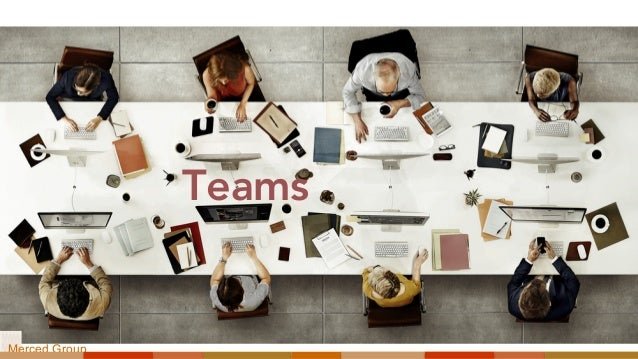 Teams Merced Group