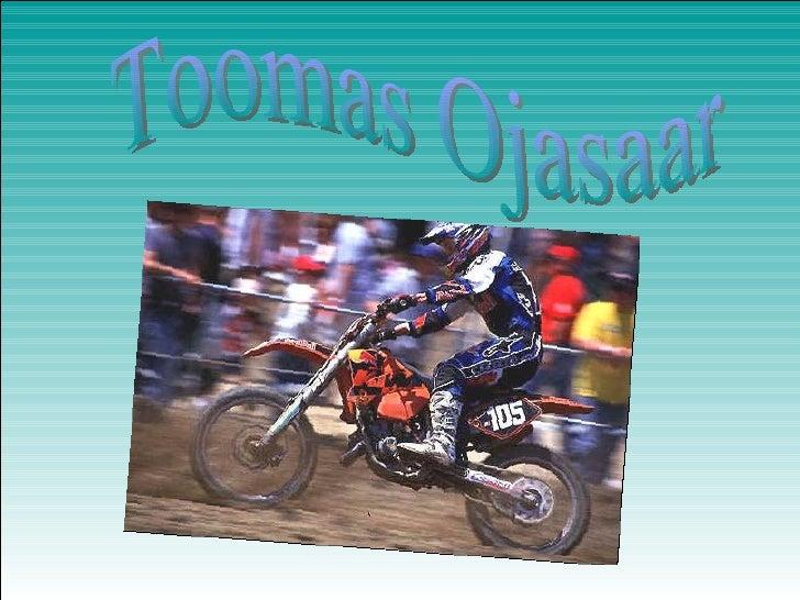 Toomas Ojasaar
