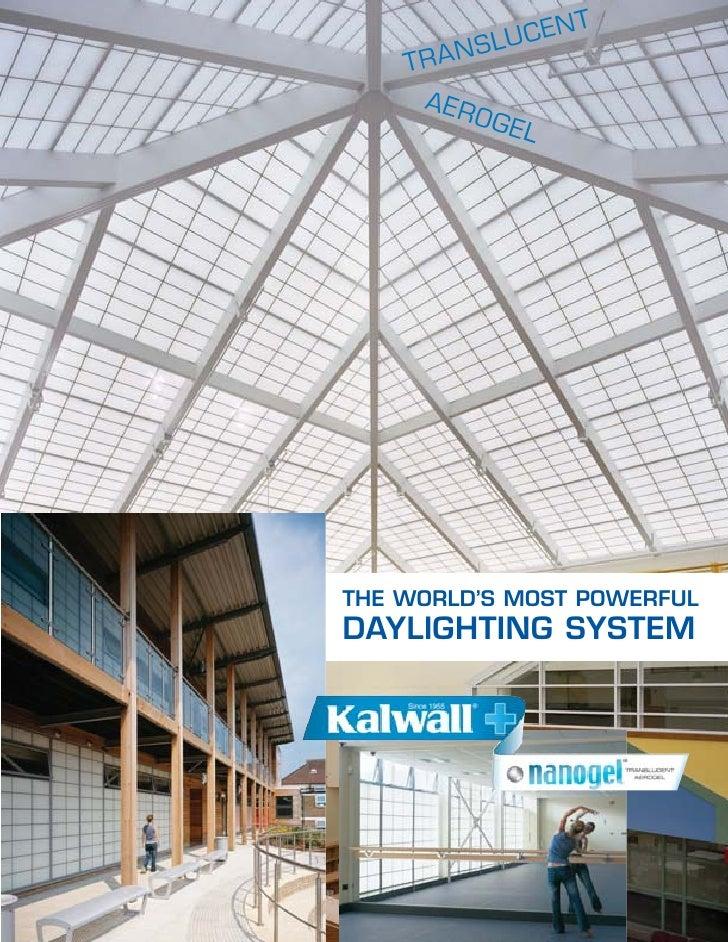 Kalwall Amp Nanogel