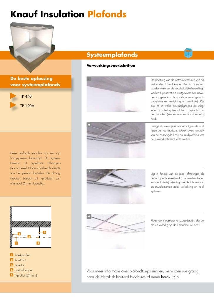 KGI Knauf insulation plafonds (1)