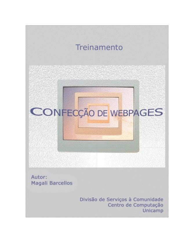 Licenciamento de Uso Este documento é propriedade intelectual © 2002 do Centro de Computação da Unicamp e distribuído sob ...